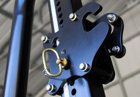 IMTP Bar Height Adjustment Pin